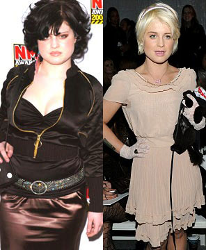 Kelly Osbourne gorda